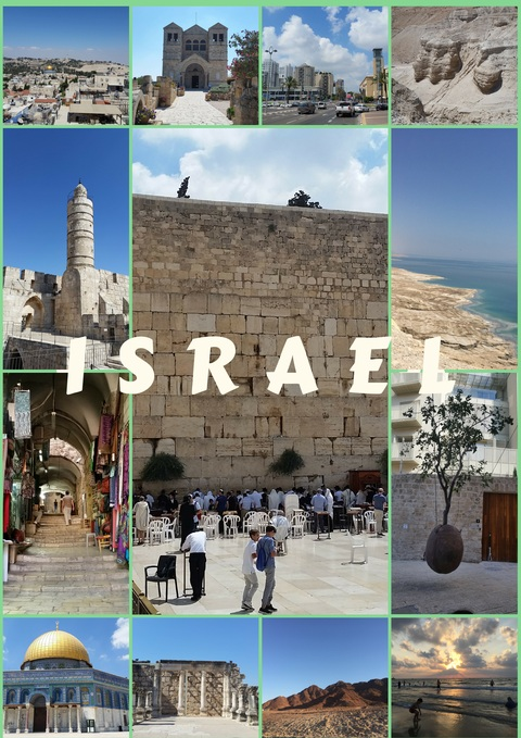 Israel is a country in the Middle East. It is the only one of its kind in the world, presenting rich history, unique nature and especially- God's promised land.