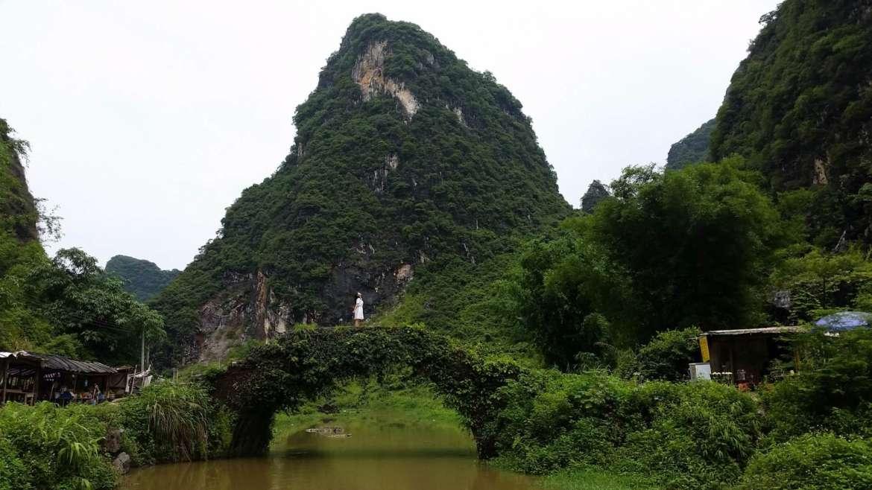 Explore South China! Yingxi Karst Hills area