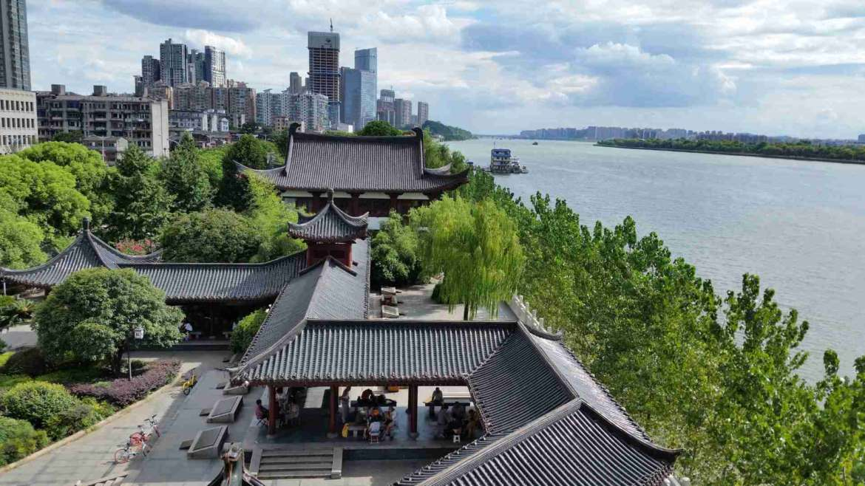 Explore South China! A view in Changsha, Hunan