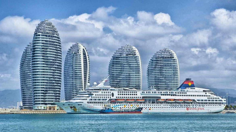 Explore South China! Sanya Sea Resort in Hainan