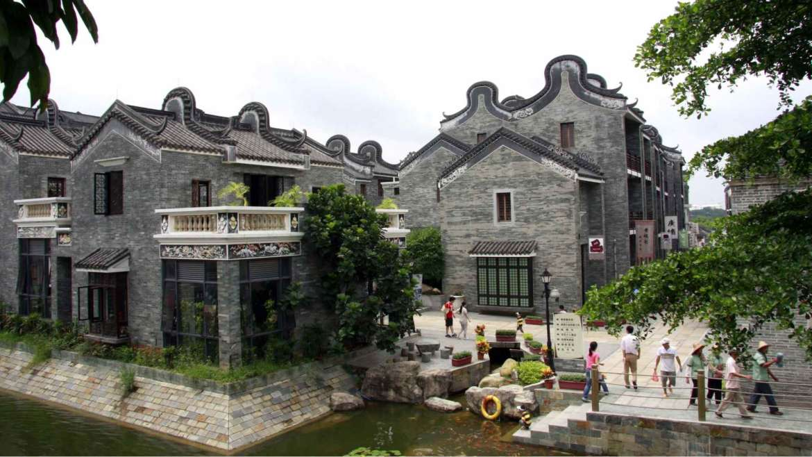 Explore South China! Cantonese traditional architecture in Guangzhou