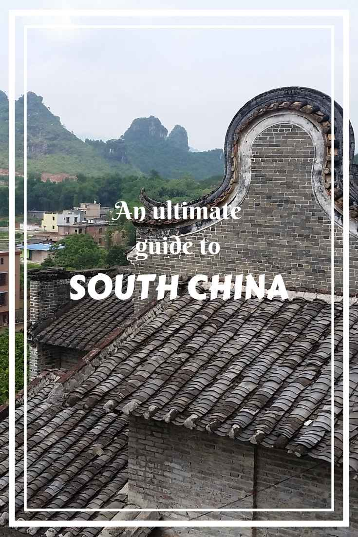South China is an amazing part of one of the largest countries in the world. Full of natural landscapes, pictures and colors, full of history and culture, it is challenging place to travel. Check out this ultimate guide- how to explore South China!