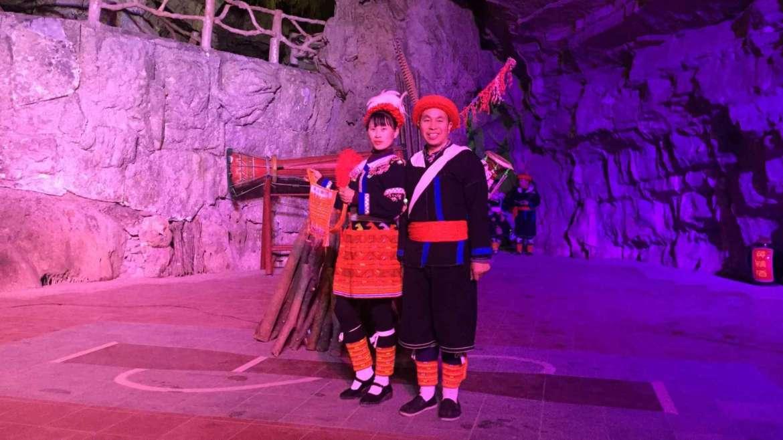 Explore South China! Yao minority in Liannan, Guangdong