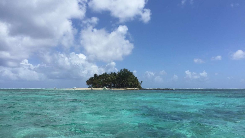 Guyam Islet, near Siargao