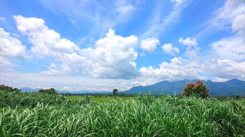 Tacloban countryside, Leyte Island