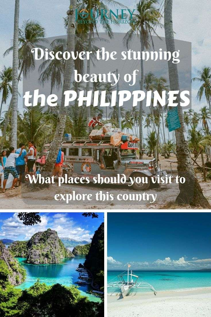 All the basic and necessary information about the Philippines. Discover the stunning beauty of this country and the places you should visit to explore it in detail!