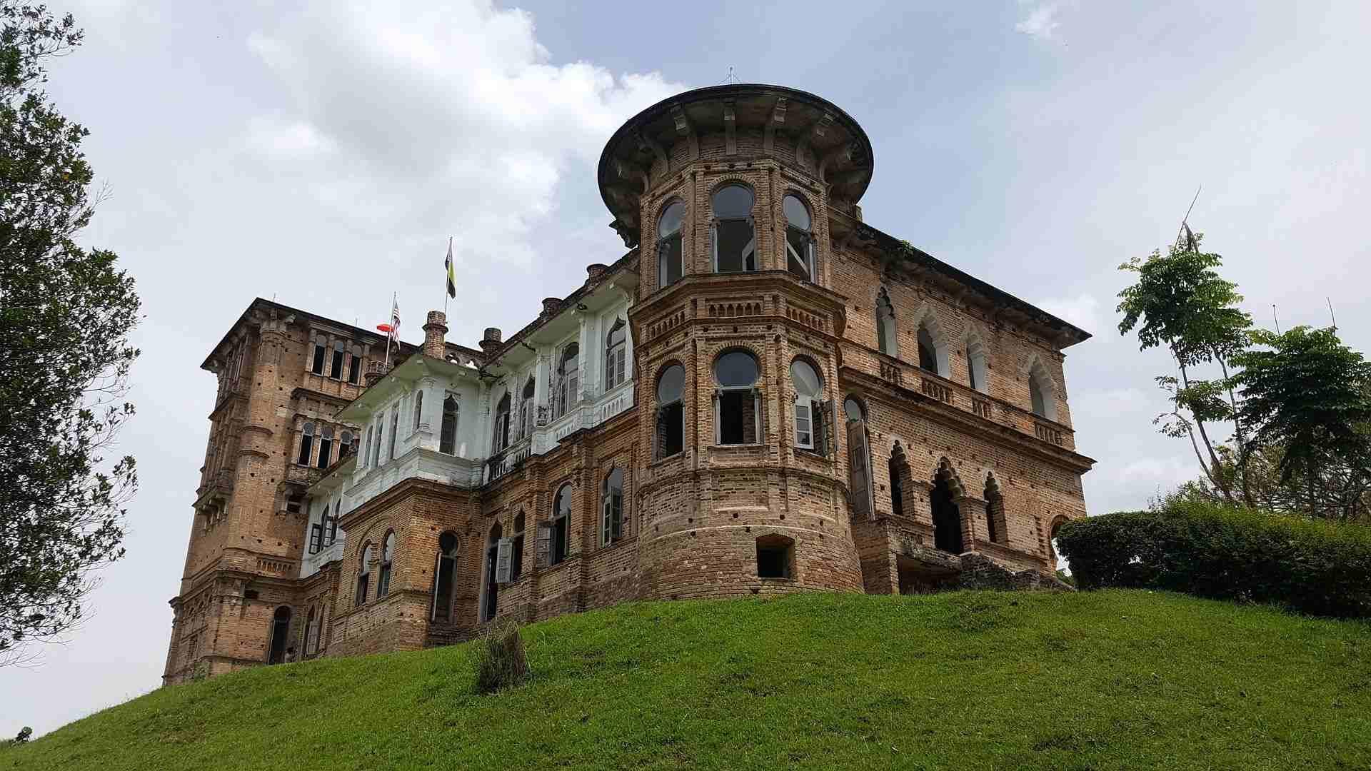 Kellie's Castle near Ipoh