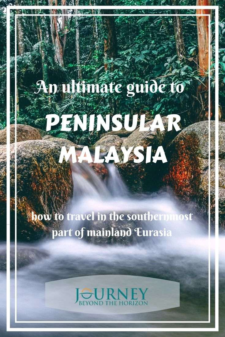 Malaysia is a country in Southeast Asia, divided into Western (Peninsular) and Eastern part. Read this guide to Peninsular Malaysia, get some travel tips and impressions from this beautiful land, the southernmost part of mainland Eurasia!