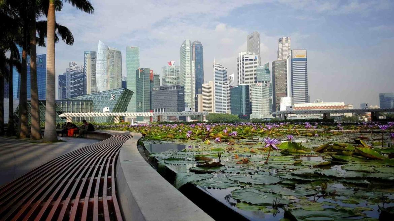 A modern destination- Singapore