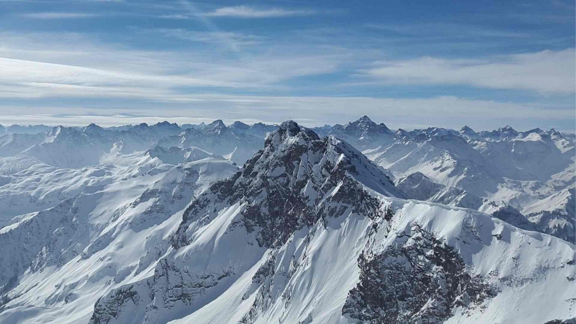 The highest mountains of the Earth